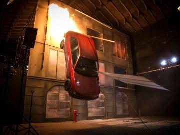 'El Hormiguero 3.0' recrea una de las míticas escenas de 'Fast and Furious'
