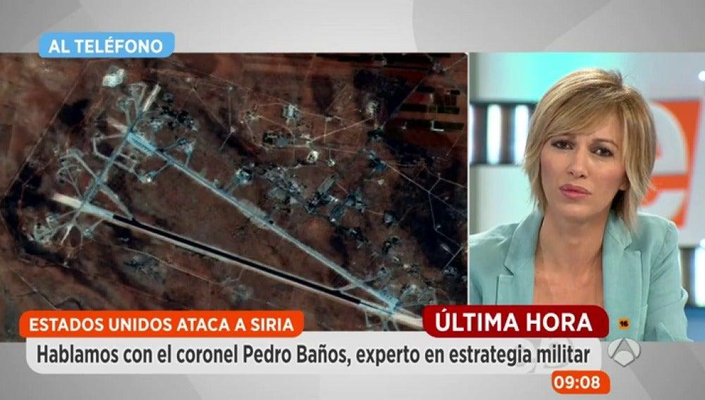 Antena 3 tv el coronel ba os tras el ataque de eeuu en - Coronel banos ...