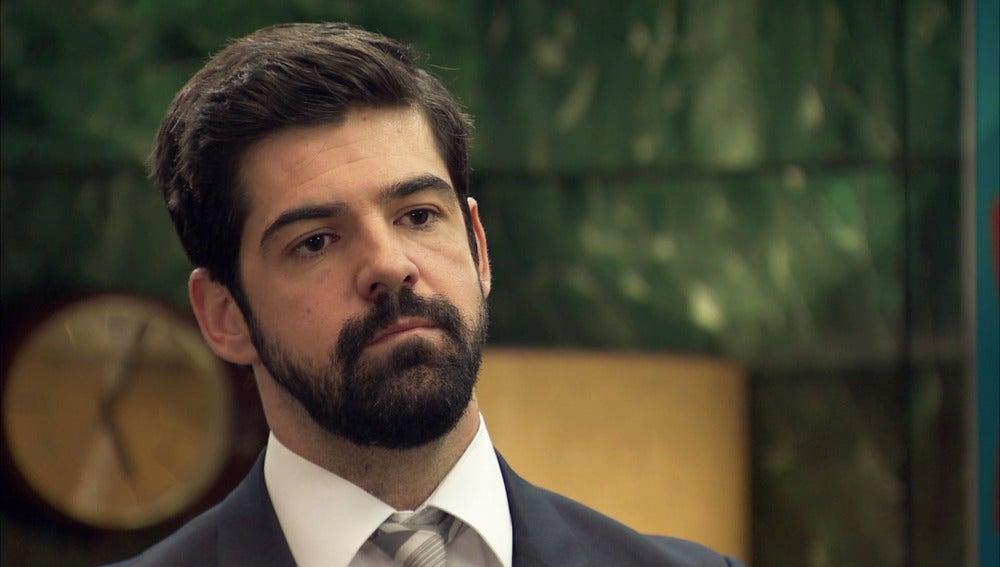 """Alonso a Marta: """"¿Es que solo valgo para ser el padre de tu hijo bastardo?"""""""