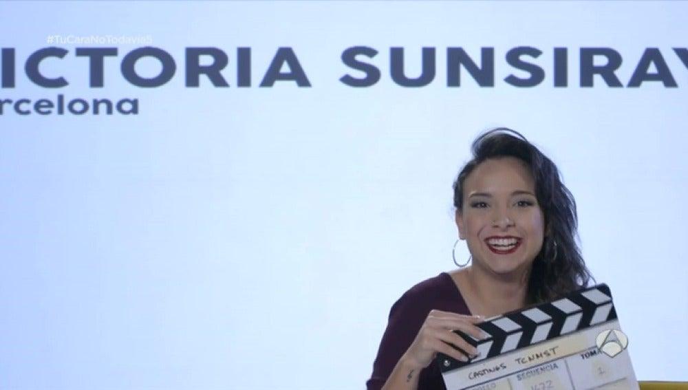 "Frame 32.760253 de: Victoria Sunsiray: ""Llevo toda la vida escuchando que me parezco a Chenoa, ya veremos si también a nivel vocal"""