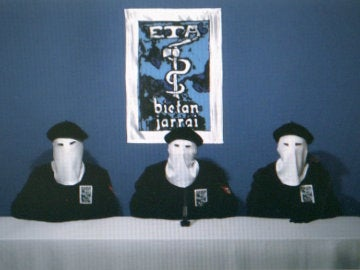 La banda terrorista ETA