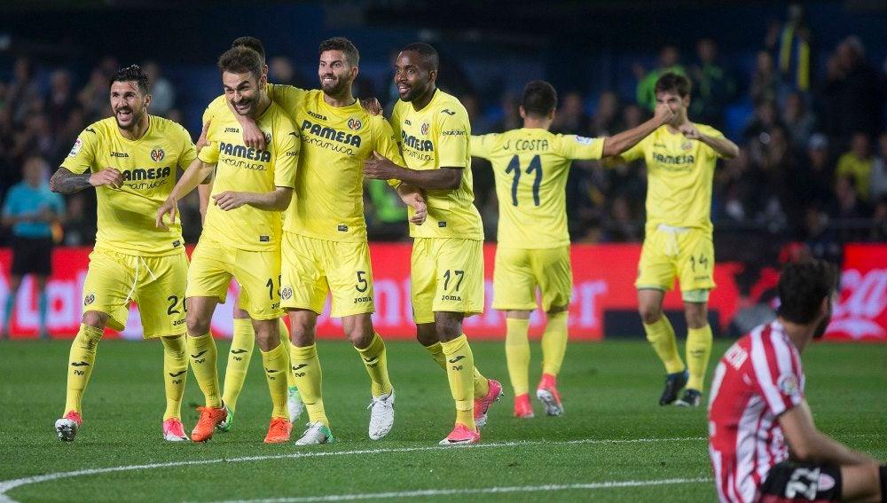 Resultado de imagen de Villarreal 3-1 Athletic