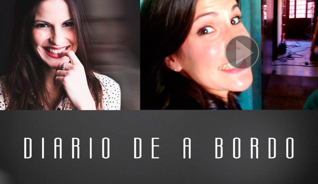 'Diario de a bordo' con Noemí Ruiz