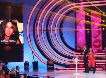 Alesha Dixon, Alicia Keys y Marron 5,  las imitaciones de la sexta gala de 'Tu cara no me suena todavía'