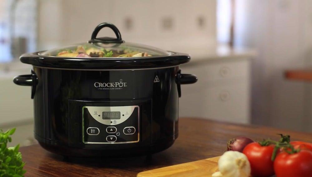 La crockpot, una olla de cocción lenta