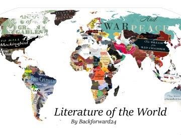 Literatura del mundo