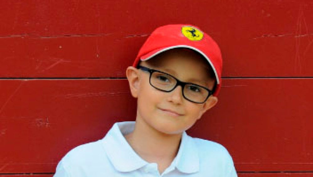 Adrián, el niño que soñaba con ser torero