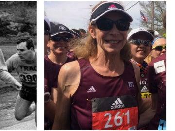 Kathrine Switzer, primera mujer que se inscribió en la maratón de Boston