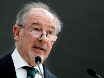 Rodrigo Rato, exvicepresidente del Gobierno y exdirectivo de Caja Madrid
