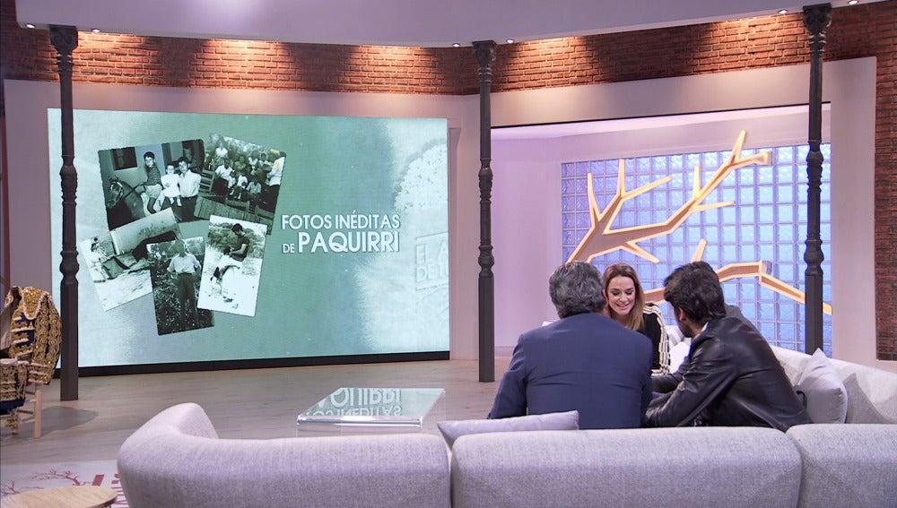 Antonio Rivera sorprende a Fran con un regalo muy especial de su padre
