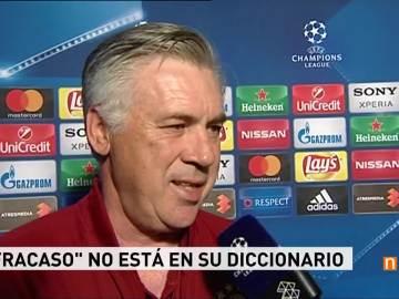 Carlo Ancelotti, técnico del Bayern