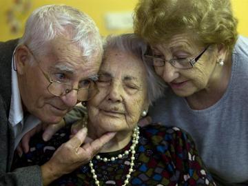 Ana Vela, la anciana más longeva de España