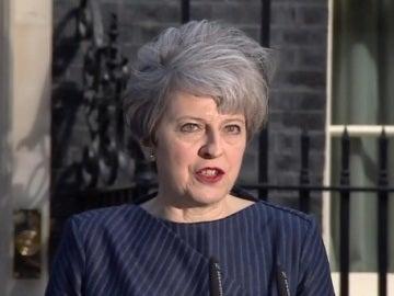 Theresa May anuncia elecciones en Reino Unido