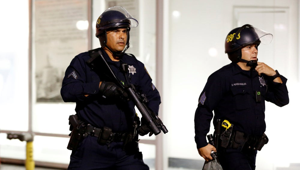 Policía de California