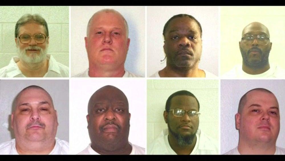Frame 0.0 de: La Justicia de EEUU frustra el inicio de un maratón de ejecuciones en Arkansas