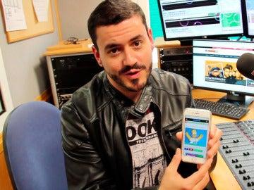 Juanma Romero demuestra ser un auténtico experto en 'Los Simpson' con el test definitivo
