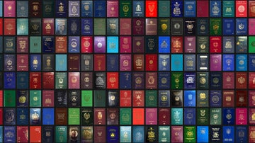 Los pasaportes del mundo
