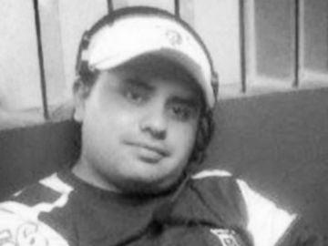 El periodista asesinado Juan José Roldán