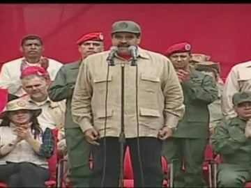 Frame 42.464358 de: Chavismo muestra fortalezas a una oposición que no cede en sus demandas