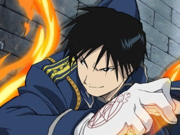 Mago de fuego anime