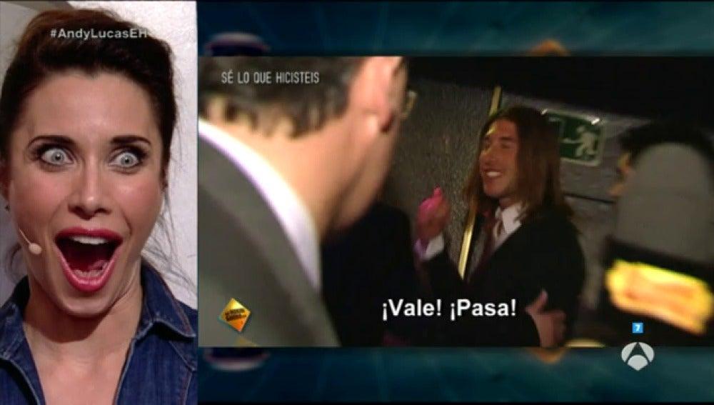 El primer encuentro entre Pilar Rubio y Sergio Ramos unidos por Andy y Lucas