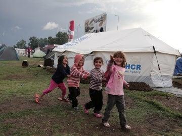 Campo de refugiados de Salónica