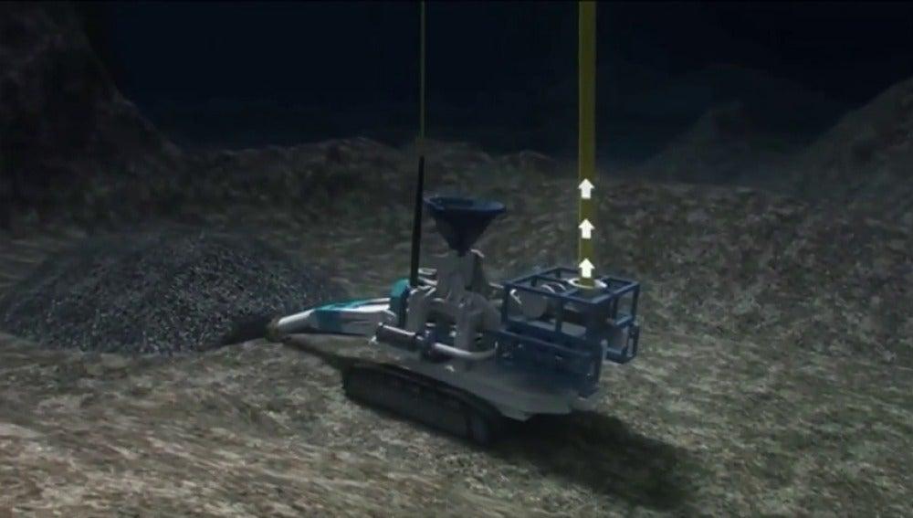 Frame 65.845286 de: ¿Quién puede explotar la valiosa mina de telurio?