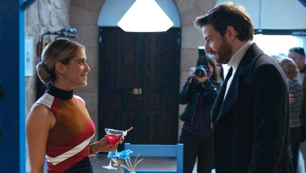 La relación de Carmen y Horacio, cada vez más estrecha