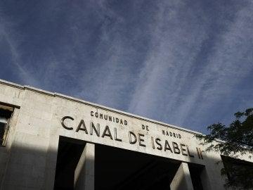 Vistas de la sede del Canal de Isabel II