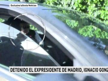 Ignacio González, detenido en una operación de la Guardia Civil contra la corrupción en el Canal de Isabel II