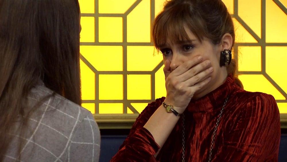 Alba ya sabe el resultado de las pruebas de embarazo
