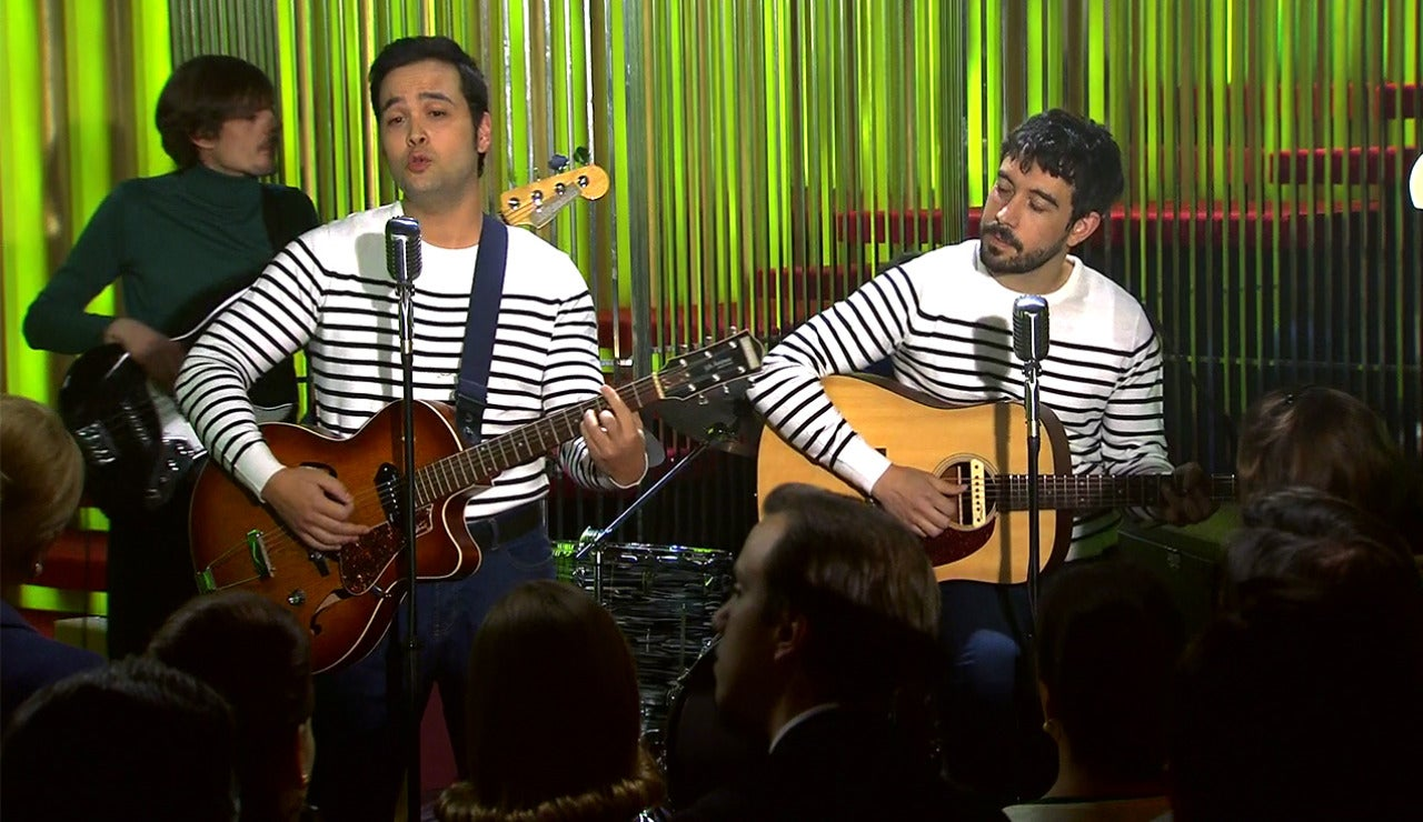 El 'King's Road Club' abre sus puertas a los artistas 'Los Dínamo'