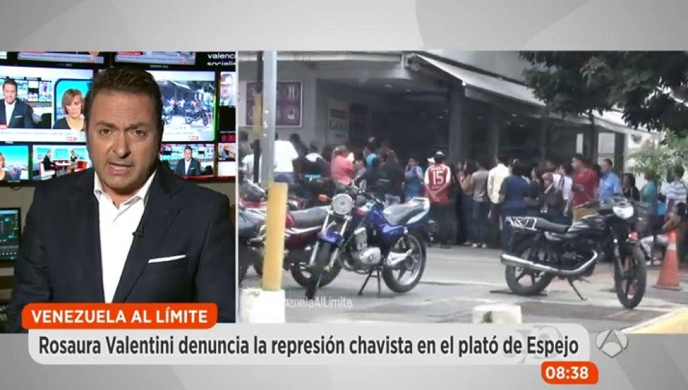 Frame 14.383888 de: ANTENA 3 VENEZUELA
