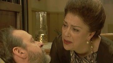 """Francisca a Raimundo: """"¿Dónde está el hombre del que un día me enamoré?"""""""