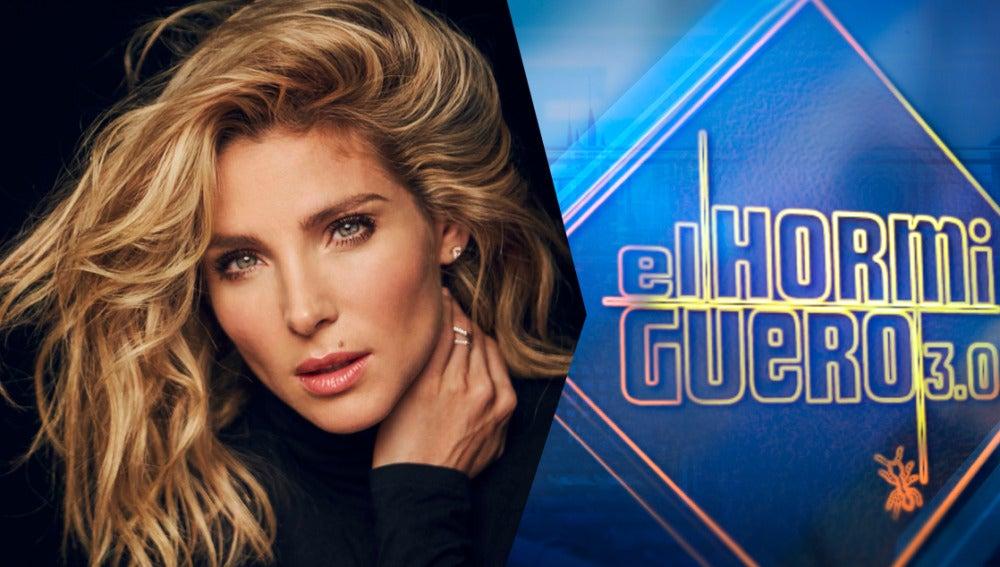 Una de las mujeres más sexys, Elsa Pataky, visitará 'El Hormiguero 3.0'