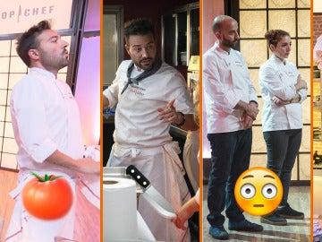 Damas de hierro, batallas de sopas y grandes peleas, los mejores momentos de 'Top Chef'
