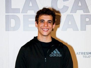 Miguel Herrán es Río