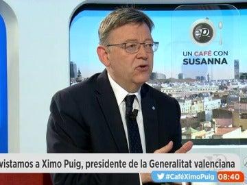 """Frame 30.093233 de: Ximo Puig, sobre la corrupción en el PP: """"Mientras no se extirpe este cáncer, tendremos un problema para la credibilidad de toda la política"""""""