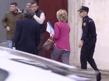 Frame 4.334079 de: Aguirre llega a la Audiencia Nacional para declarar como testigo en el juicio por la trama Gürtel