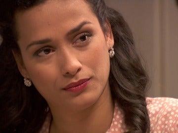 """Lucía a Hernando: """"Me he enamorado como una boba"""""""