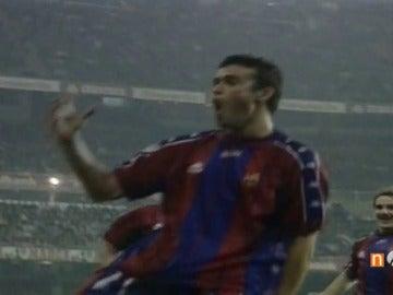 """Frame 29.053809 de: Luis Enrique: """"No hay mejor sitio para un jugador del Barça que ir a jugar al Bernabéu"""""""