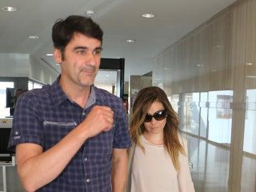 María José Campanario abandona el hospital para acudir a los juzgados