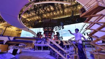 Escenario de Eurovisión