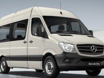Roban en Terrassa la furgoneta de una familia, adaptada a las necesidades de sus tres hijos enfermos