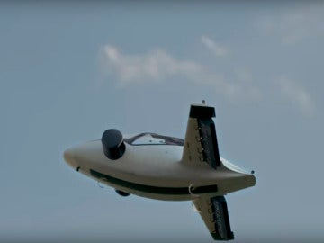Prueban con éxito el primer taxi volador