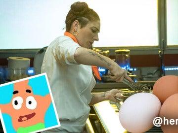 """""""Melissa y los huevos rotos en la semana de la tensión"""", por @hematocrítico"""