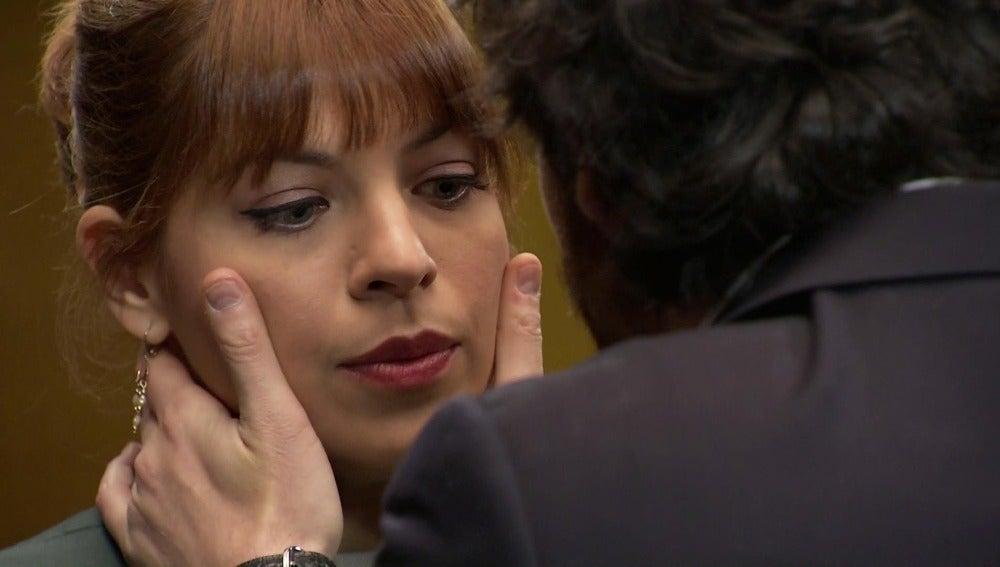 "Jaime a Nuria: ""Tanto tú como yo sabemos que nosotros no somos hermanos"""