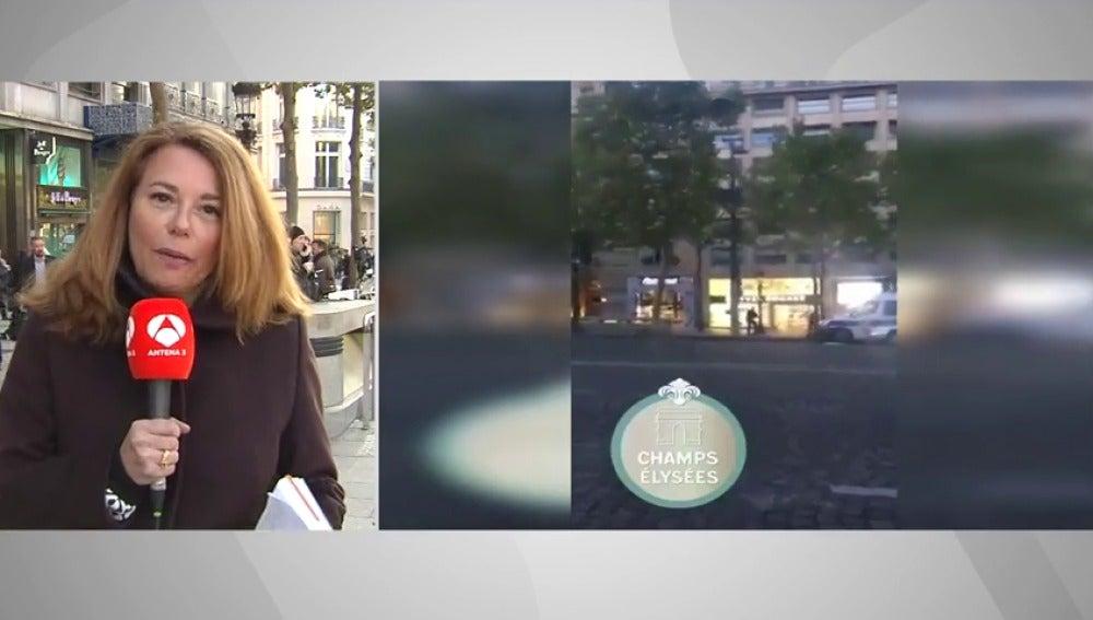 Frame 24.880759 de: Identifican al autor del atentado de París como Abu Yusef al Beljiki, 'el belga' y buscan a un segundo sospechoso