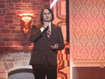 Manu Rodríguez, un enamoradizo Nino Bravo con la interpretación 'Noelia'