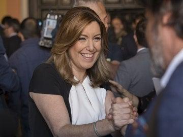 Susana Díaz, la presidenta andaluza